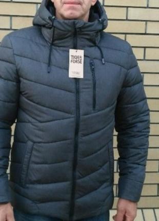 Куртка с капюшоном,размер 50