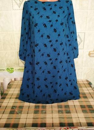 Платье для дома, дачи,42-44