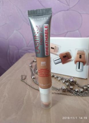 Консилер для лица - rimmel lasting finish breathable concealer (оригинал), тон300