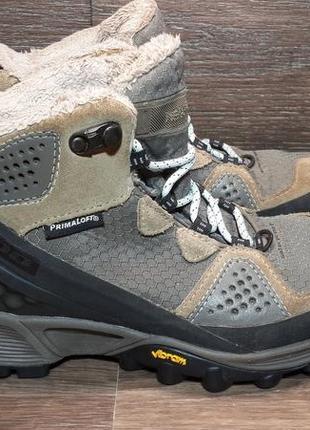 Треккинговые альпинистские ботинки new balance 36 37р