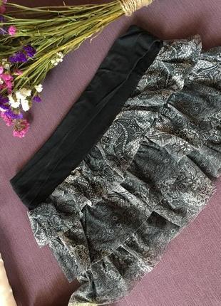 Клевая коротенькая юбка