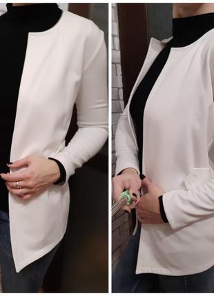 Жакет пиджак женский классика деловой