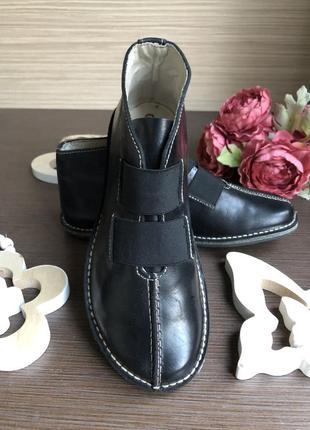 Стильные ботинки под стиль camper - испания