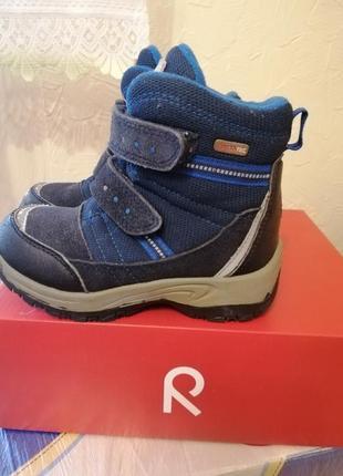 Зимние термо ботинки reima р.27