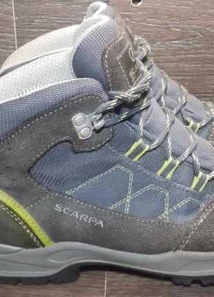 Треккинговые альпинистские ботинки scarpa 37р 38р