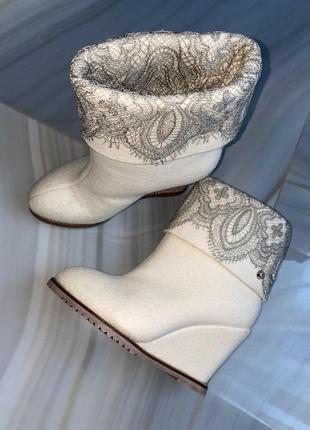 Валенки ботинки