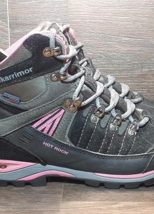 Треккинговые альпинистские ботинки karrimor 38р 39р