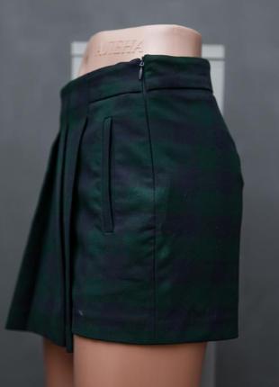 Zara осенние шорты юбка6 фото
