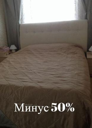 Роскошное эксклюзивное покрывало ручной работы + подушка