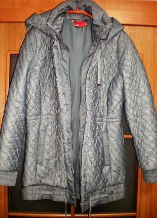 Шикарная деми куртка puma, размер xs-s