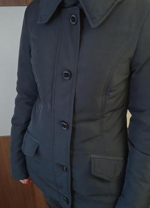 Пуховик куртка женская tommy hilfiger оригинал