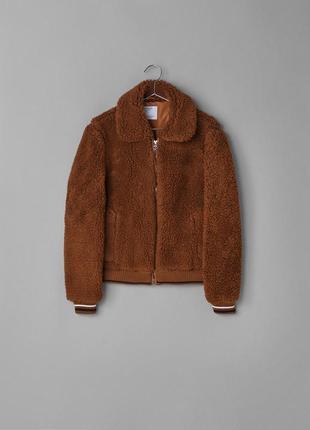 Куртка на меху, teddy coat, шубка, шуба, тедди