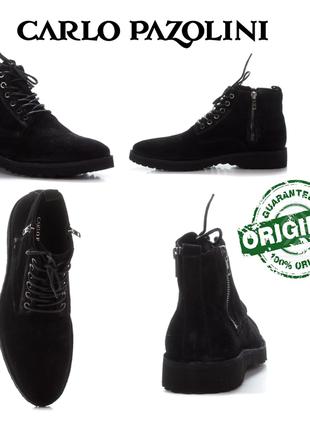 Ботинки оригинал carlo pazolini 41р на 42