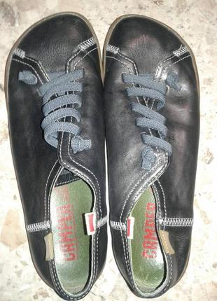 Туфли camper на широкую ножку 38-25см