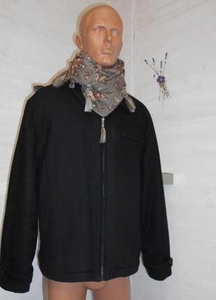 Классное  мужское полупальто ,куртка