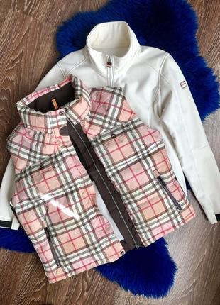 Комплект : куртка + жилет. курточка-ветровка. жилетка. falcon