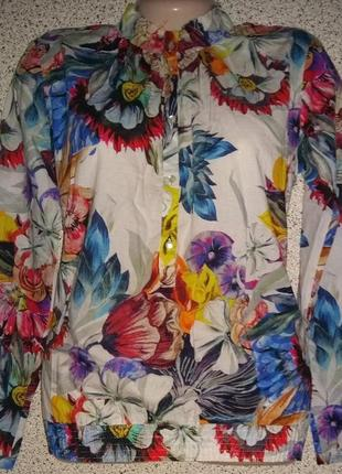 Эксклюзивная рубашка от бренда marc aurel.оригинал