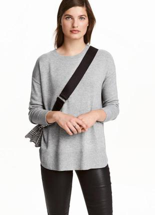 Стильный свитер h&m