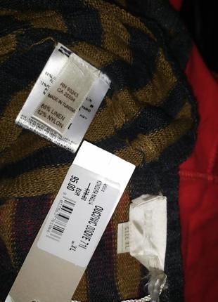 Мягкий свитерок тонкой вязки