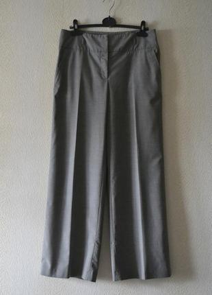 Широкие брюки р.l-xl в составе вискоза h&m