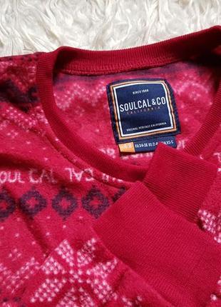 Шикарная пижама soulcal&co размер - s-м