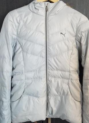 Куртка пуховик puma оригинал