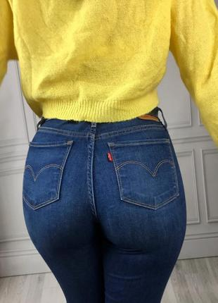 Джинси levi's , оригінал , скіні 712 slim, джинсы levi's