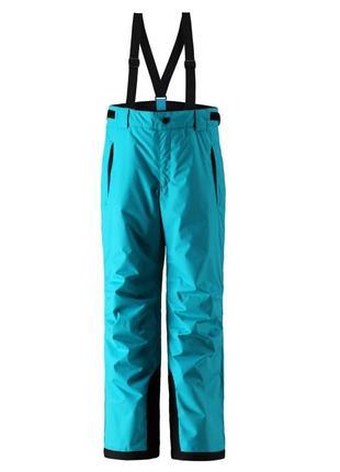 Зимний полукомбинезон /john cabot нидерланды/лыжные штаны //унисекс