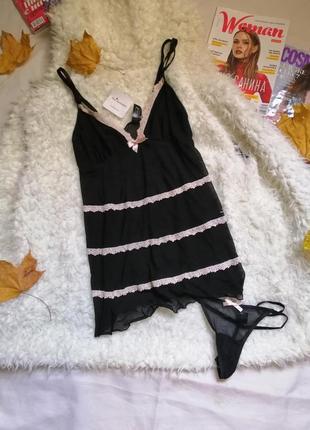 Сексуальная кружевная пижама/сексуальна піжама з кружевом