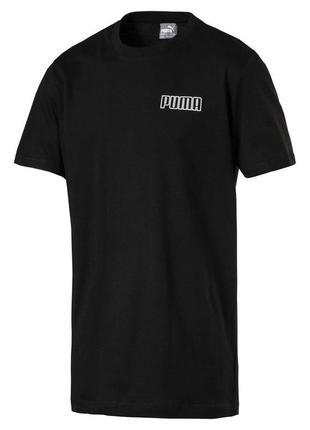 Мужская футболка puma tee р. м,l оригинал