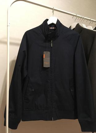 Мужская куртка легкая ben sherman