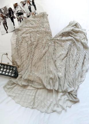 Платье apart в пайетках