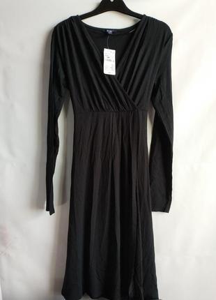 Женское платье вискоза с завышенной талией французского бренда kiabi, оригинал, m, сток