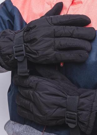 Перчатки лыжные зимние