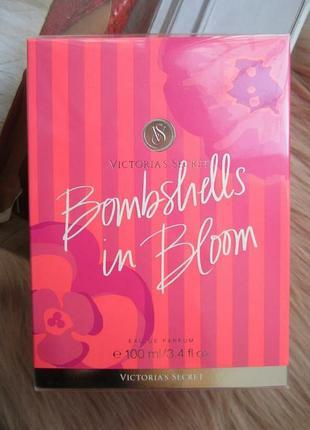 Victoria's secret bombshell in bloom