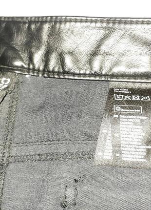 Кожаные шортики разм м-л h&m3 фото