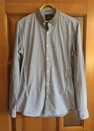"""Классная мужская рубашка """"scotch&soda"""""""