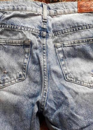 Джинсы бойфренды от gloria jeans