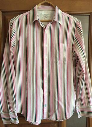 """Классная мужская рубашка """"guess""""."""