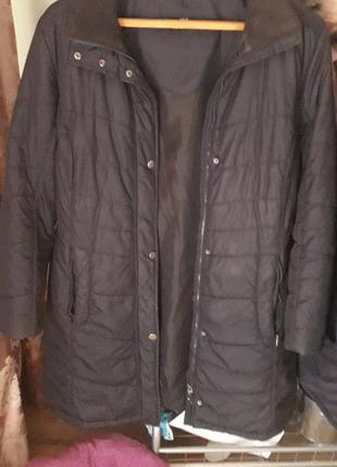Куртка большого размера peter hahn (германия) батал.