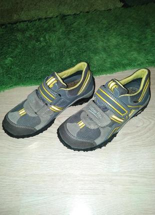 Туфли кроссовки superfit с gore-tex р. 31