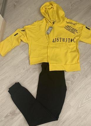 Спортивный костюм новый покупался за 1700грн