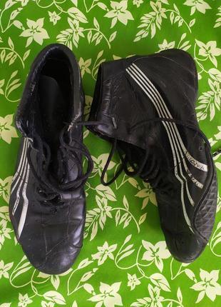 Мужская боксерская обувь, боксерки, кроссовки для бокса, кожаные puma