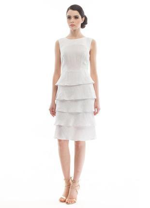 Белое платье bgl