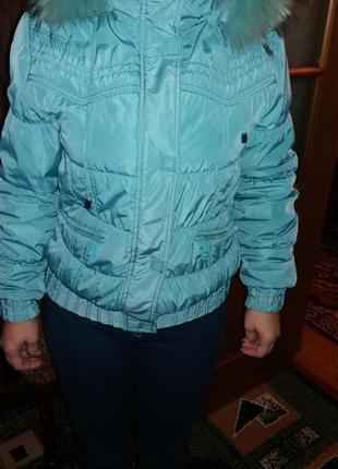 Курточка ...куртка осінь зима
