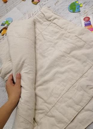 Льняное одеяло детское