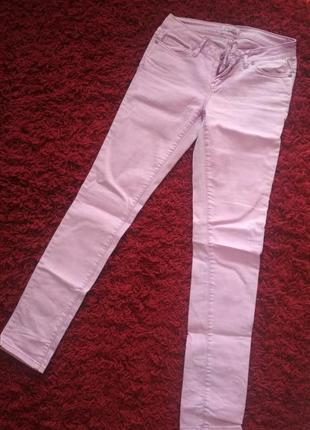 Рожеві джинси aeropostale із сша
