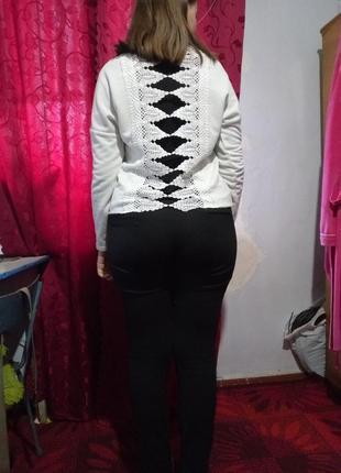 Блузка -кофта