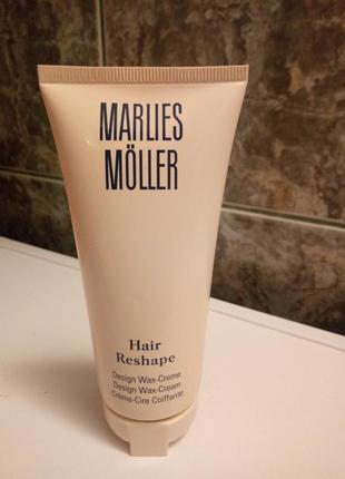 Воск для моделирования волос marlies moller