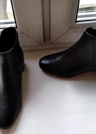 Ботинки челси clarks